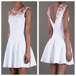 Issa London robbed knit embellished dress 🎀